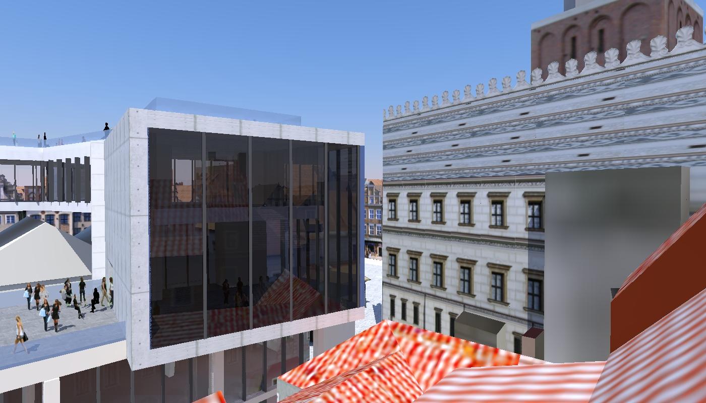 thinking architects ARCHITEKT Jakub Gwizdała projekty gotowe nowoczesny projekt domu arsenał model 103 render 59BIG2