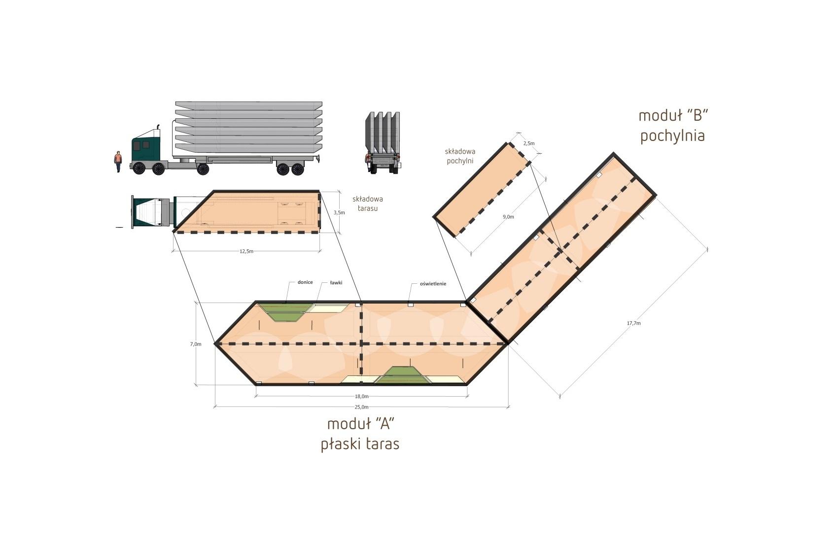 Floating Boulevards Concept Plywajace Bulwary nad Warta(0)