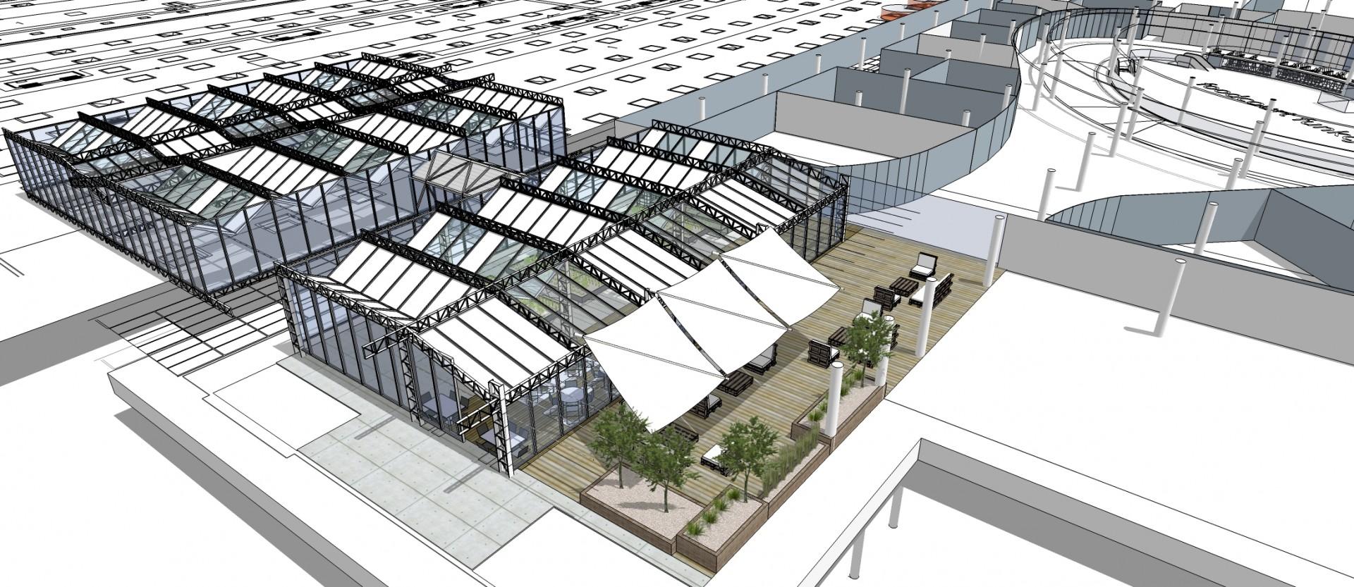 green-house rooftop restaurant 01